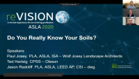 Do You Really Know Your Soil? Avoiding Critical Soil Design Mistakes - 1.0 PDH (LA CES/HSW)