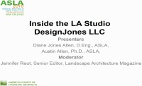 Inside the LA Studio with DesignJones - 1.5 PDH (LA CES/HSW)