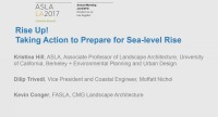 Rise Up! Taking Action to Prepare for Sea-level Rise - 1.5 PDH (LA CES/HSW)
