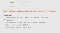 Finding Design: Case Studies in the Creative Process - 1.5 PDH (LA CES/HSW)