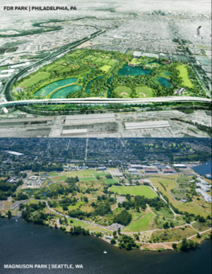 Creative Fitting - Finding the Balance in Resilient Urban Parks - 1.0 PDH (LA CES/HSW)