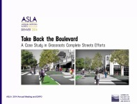 Take Back the Boulevard: Grassroots Complete Street Efforts - 1.5 PDH (LA CES/non-HSW)