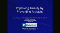 The Importance of Quality in Nuclear Cardiology: What is the Technologist Role - Part 2