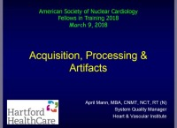 SPECT Acquisition, Processing & Artifacts