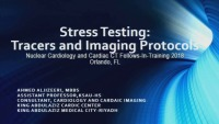 Stress Testing, Tracers and Protocols
