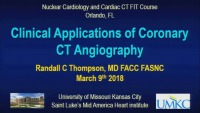 Clinical Applications of Coronary CT Angiography