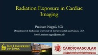 Radiation Exposure in Cardiac Imaging
