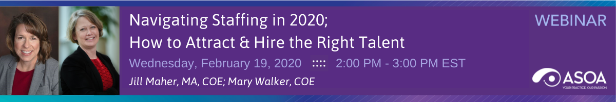 Navigating Staffing in 2020; How to Attract & Hire the Right Talent