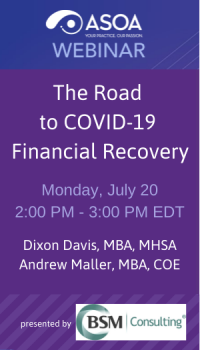 The Road to COVID-19 Financial Recovery, Presented by BSM Consulting