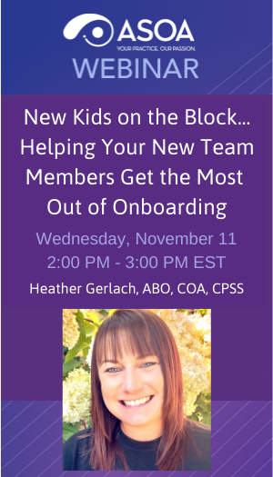 New Kids on the Block... Helping Your New Team Members Get the Most Out of Onboarding