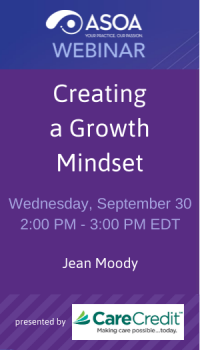 Creating a Growth Mindset, Presented by CareCredit