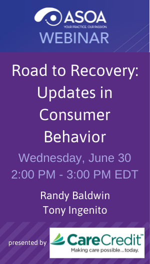 Road to Recovery: Updates in Consumer Behavior, Presented by CareCredit
