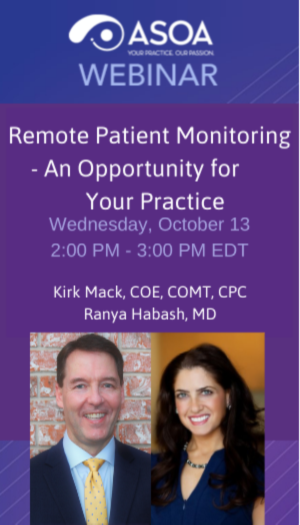 Remote Patient Monitoring - An Opportunity for Your Practice