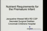 Nutrition Support for the Practicing Pediatric Clinician: Excellence in Pediatric Nutrition Support