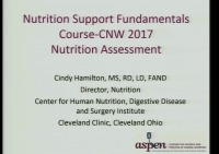 Nutrition Support Fundamentals Course