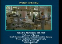 Postgraduate Course 2: Critical Care -  Current and Controversial Topics in ICU Nutrition