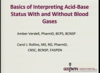 Basics of Interpreting Acid-Base Status With and Without Blood Gases
