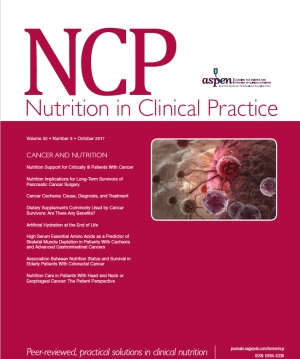Nutrition in Clinical Practice (NCP)