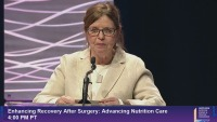 Enhancing Recovery After Surgery: Advancing Nutrition Care