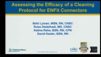Enteral Access Management - A Refresher Course on Enteral Access Devices *Recording length is 16 minutes*