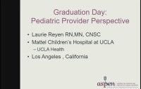 Graduation Day: Facilitating a Successful Transition for Patients with Pediatric Onset Chronic Conditions (POCC) from Adolescent to Adult Care