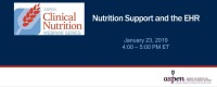 Nutrition Support and the EHR