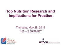 Top Nutrition Research Papers of the Year