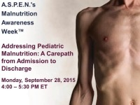 Addressing Pediatric Malnutrition: A Carepath from Admission to Discharge