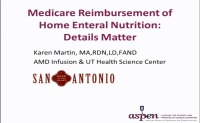 Nutrition Support Clinicians: Navigating the Medicare Milieu Successfully