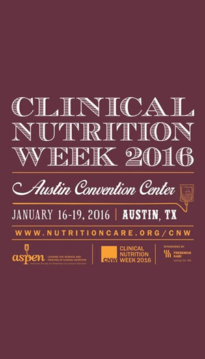 Clinical Nutrition Week 2016