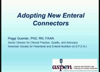 Enteral Nutrition - Hot Topics and Hands-on Updates