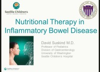 Medical Nutrition Therapies for IBD, Autism, and Seizure Disorders