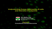 Understanding Human Autoreactive B Cells and Checkpoints