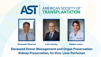 Deceased Donor Management and Organ Preservation