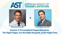 Personalized Organ Allocation - The Right Organ, for the Right Recipient, at the Right Time