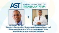 Personalized strategies to improve access and outcomes in patients of    African Ancestry and other populations at risk for a poor outcome
