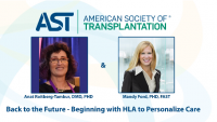 Back to the Future – Beginning with HLA to personalize care