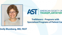 Trailblazers - Programs with specialized programs of patient care