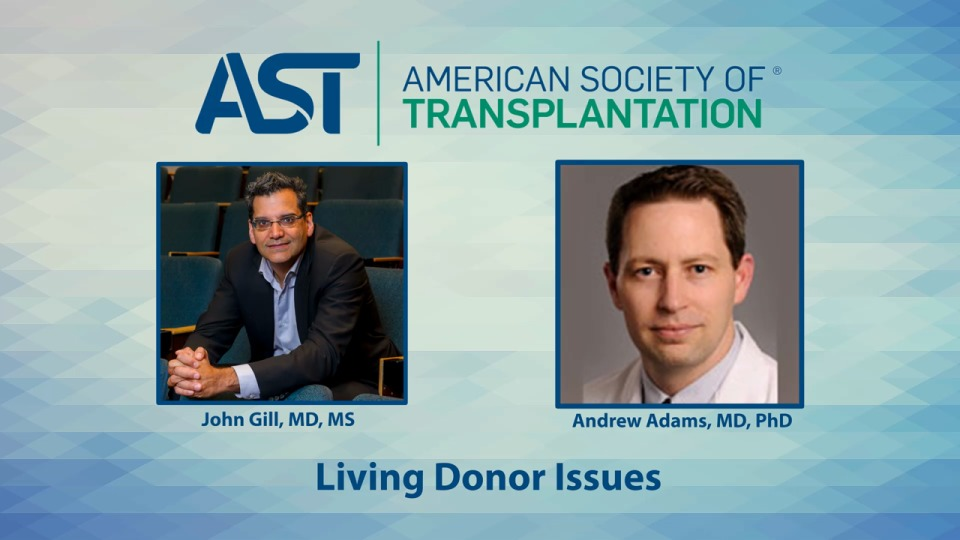 Living Donor Issues
