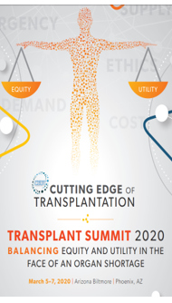 Cutting Edge of Transplantation 2020