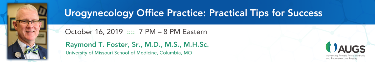 Urogynecology Office Practice: Practical Tips for Success