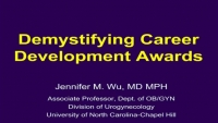 Career Development Awards and Grants