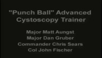 Punch Ball Advanced Cystoscopy Trainer