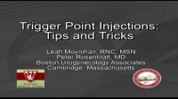 Trigger Point Injections: Tips and Tricks
