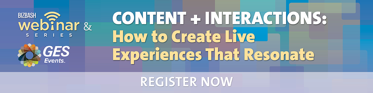 Content + Interactions: How to Create Live Experiences That Resonate