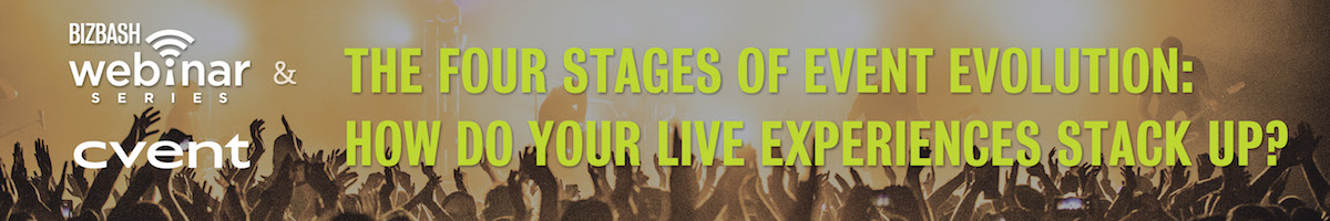 The Four Stages of Event Evolution: How Do Your Live Experiences Stack Up?