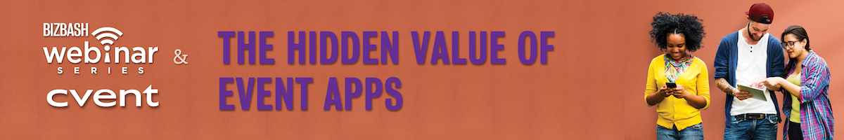 The Hidden Value of Event Apps