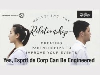 Mastering the Relationship: Creating Partnerships to Improve Your Events