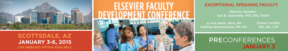 2015 - Elsevier Faculty Development Conference