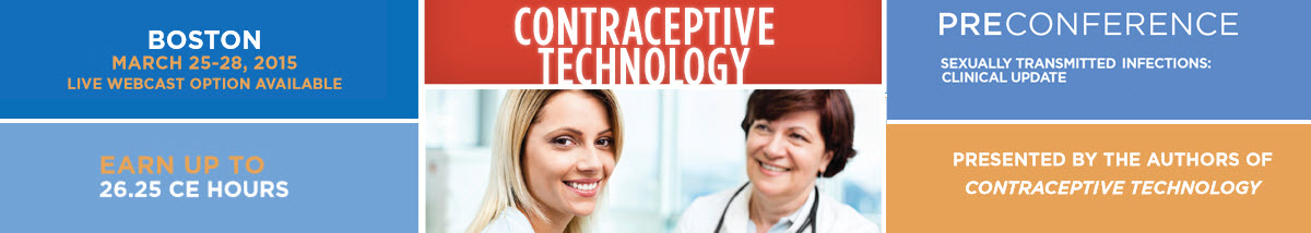 2015 - Contraceptive Technology